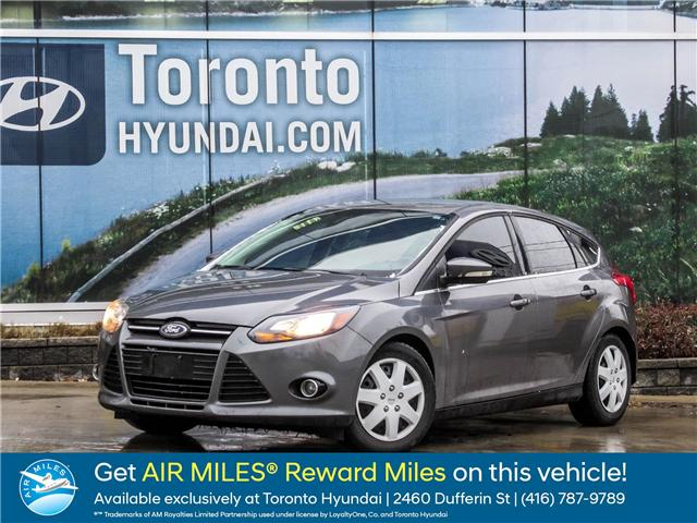 2012 Ford Focus Titanium (Stk: U06369) in Toronto - Image 1 of 11