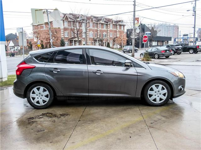 2012 Ford Focus Titanium (Stk: U06369) in Toronto - Image 3 of 11
