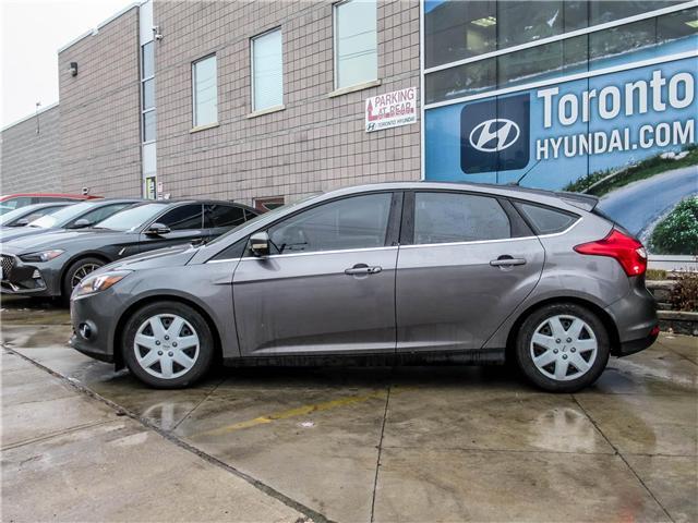 2012 Ford Focus Titanium (Stk: U06369) in Toronto - Image 5 of 11