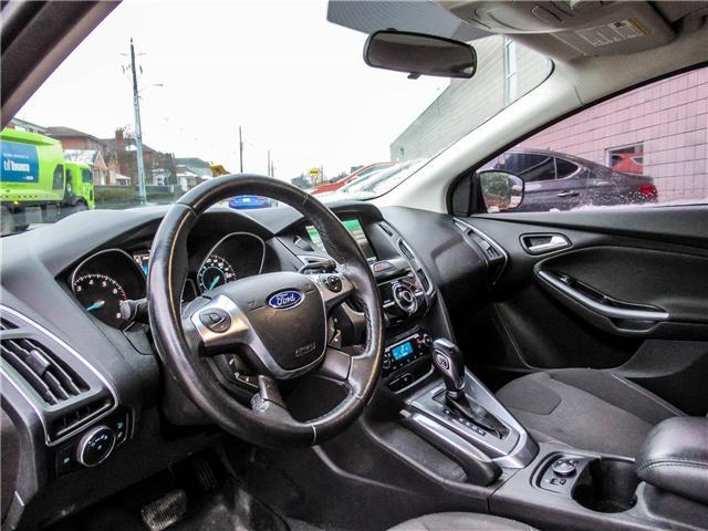 2012 Ford Focus Titanium (Stk: U06369) in Toronto - Image 7 of 11