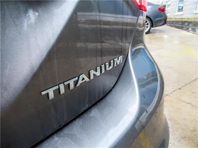2012 Ford Focus Titanium (Stk: U06369) in Toronto - Image 10 of 11