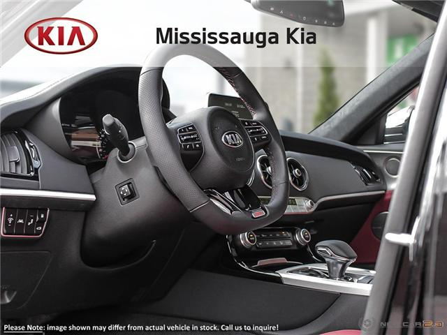 2019 Kia Stinger GT Limited (Stk: ST19003) in Mississauga - Image 12 of 24