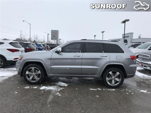 2015 Jeep Grand Cherokee Overland (Stk: 23779T) in Newmarket - Image 2 of 21