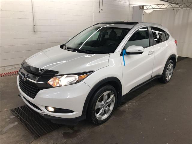 2016 Honda HR-V EX-L (Stk: 105167) in Vaughan - Image 1 of 17