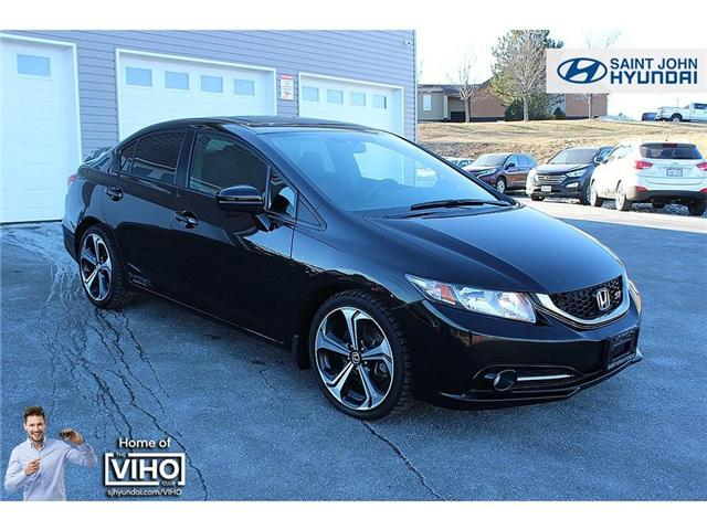 2015 Honda Civic Si (Stk: U1973) in Saint John - Image 1 of 20