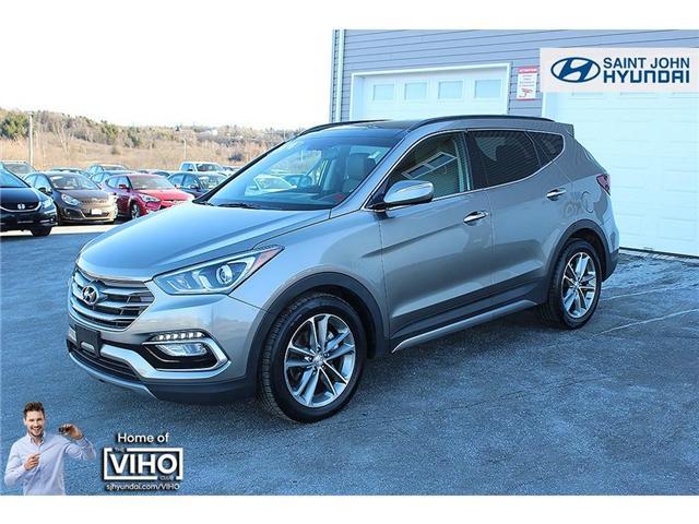 2018 Hyundai Santa Fe Sport 2.0T Limited (Stk: U1992) in Saint John - Image 2 of 25