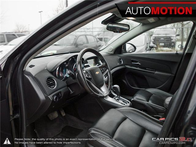 2014 Chevrolet Cruze DIESEL (Stk: 18_1269) in Chatham - Image 13 of 27
