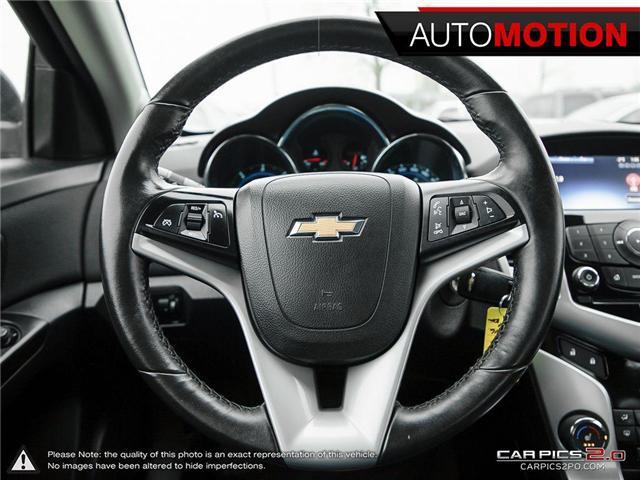 2014 Chevrolet Cruze DIESEL (Stk: 18_1269) in Chatham - Image 14 of 27