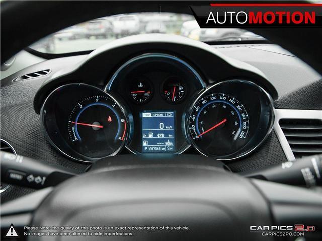 2014 Chevrolet Cruze DIESEL (Stk: 18_1269) in Chatham - Image 15 of 27