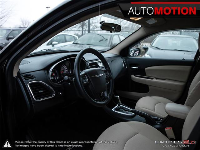 2013 Chrysler 200 LX (Stk: 18_1260) in Chatham - Image 13 of 27