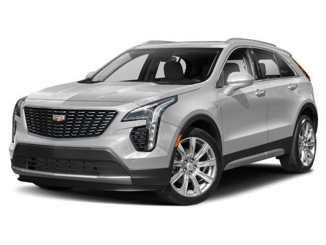 2019 Cadillac XT4 Luxury (Stk: F128898) in Newmarket - Image 1 of 9