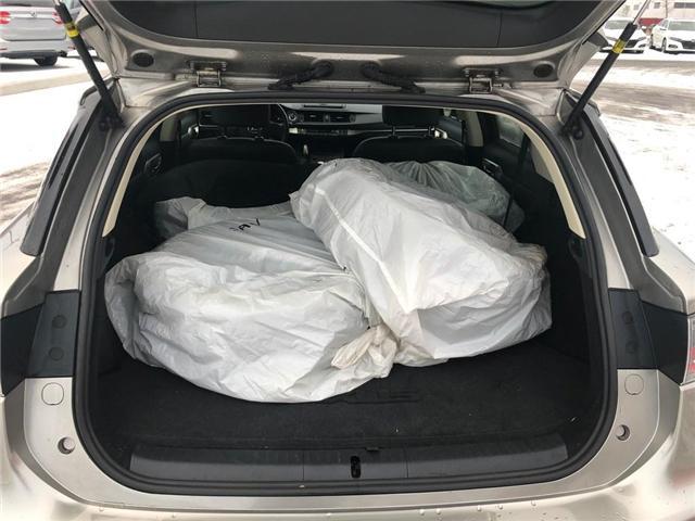 2017 Lexus CT 200h Base (Stk: B0221) in Nepean - Image 19 of 20