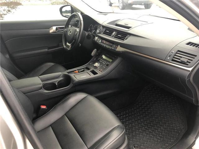2017 Lexus CT 200h Base (Stk: B0221) in Nepean - Image 20 of 20