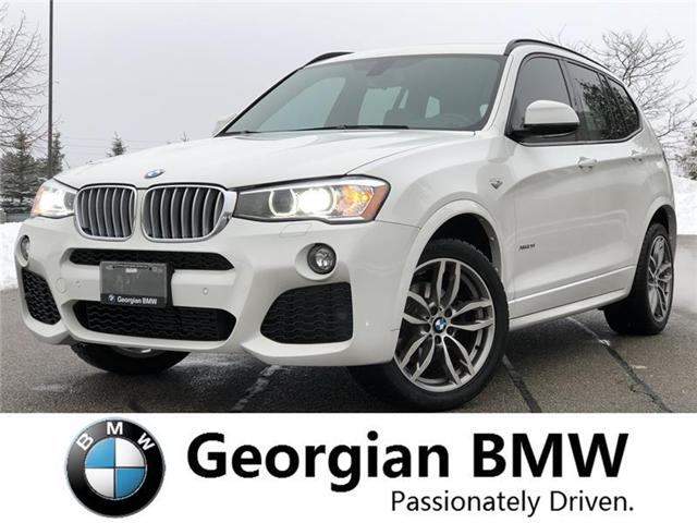 2016 BMW X3 xDrive28i (Stk: P1407) in Barrie - Image 1 of 20