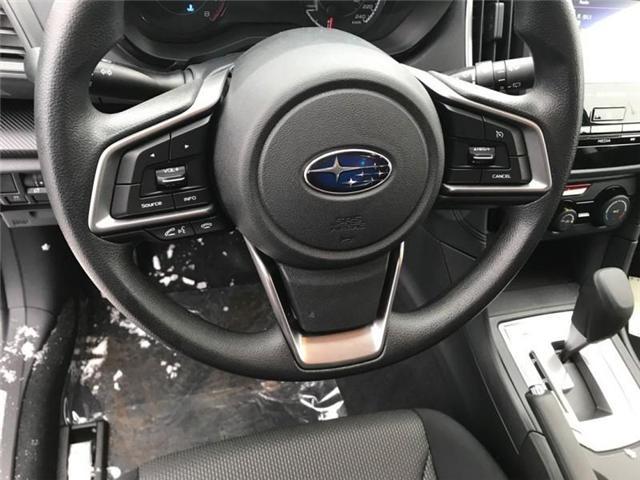2019 Subaru Crosstrek Convenience (Stk: S19213) in Newmarket - Image 15 of 20