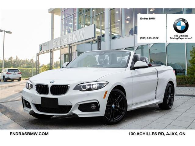 2019 BMW 230i xDrive (Stk: 20348) in Ajax - Image 1 of 20