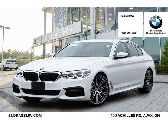 2019 BMW 540i xDrive (Stk: 52445) in Ajax - Image 1 of 22