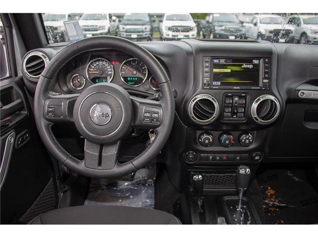 2017 Jeep Wrangler Unlimited Sahara (Stk: P4429) in Surrey - Image 14 of 27