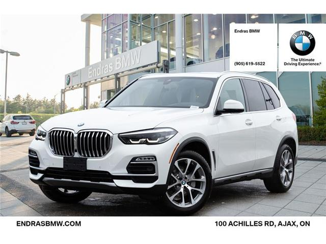 2019 BMW X5 xDrive40i (Stk: 52405) in Ajax - Image 1 of 22