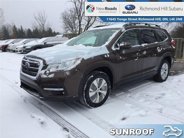 2019 Subaru Ascent Touring (Stk: 32329) in RICHMOND HILL - Image 1 of 20