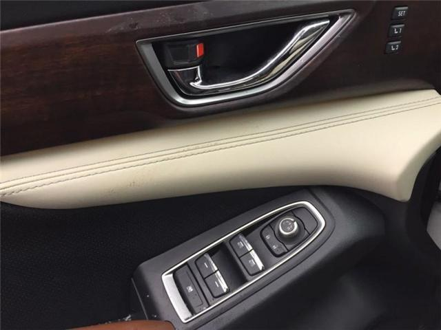 2019 Subaru Ascent Premier (Stk: 32331) in RICHMOND HILL - Image 18 of 20