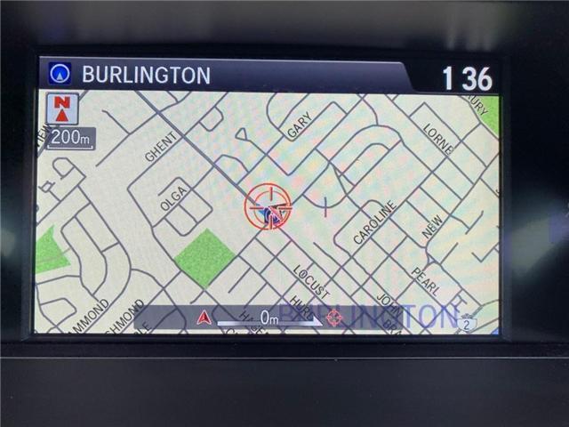 2017 Acura ILX A-Spec (Stk: D375) in Burlington - Image 19 of 29
