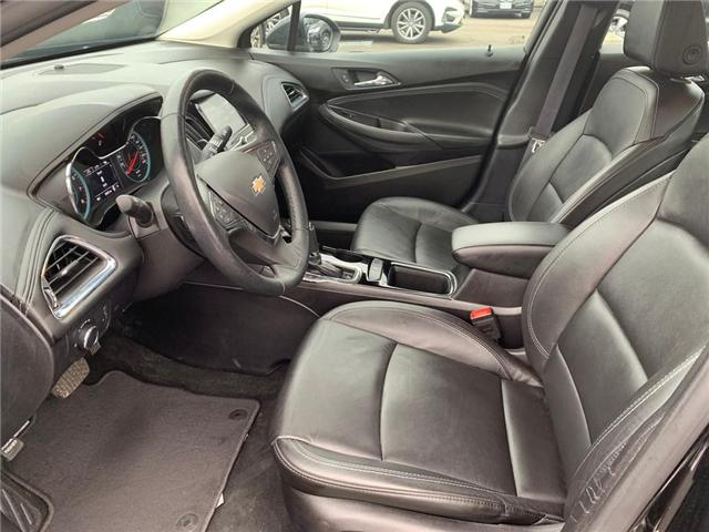 2017 Chevrolet Cruze Premier Auto (Stk: 4003) in Burlington - Image 8 of 24