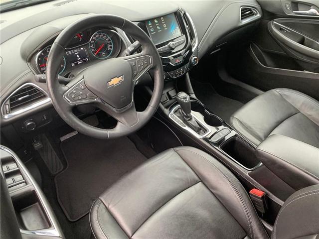 2017 Chevrolet Cruze Premier Auto (Stk: 4003) in Burlington - Image 10 of 24