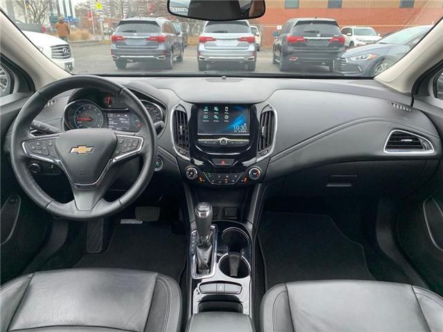 2017 Chevrolet Cruze Premier Auto (Stk: 4003) in Burlington - Image 11 of 24