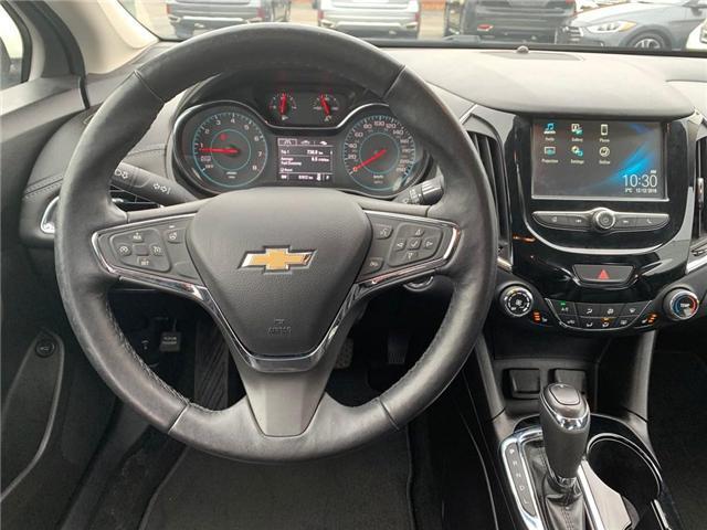 2017 Chevrolet Cruze Premier Auto (Stk: 4003) in Burlington - Image 12 of 24