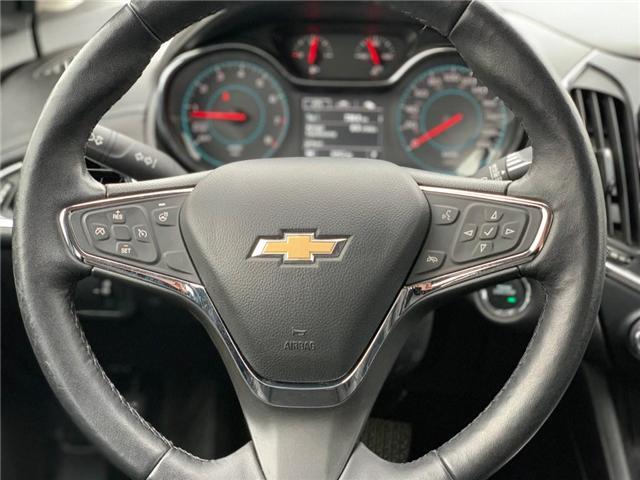 2017 Chevrolet Cruze Premier Auto (Stk: 4003) in Burlington - Image 17 of 24