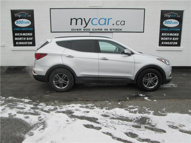 2017 Hyundai Santa Fe Sport 2.4 SE (Stk: 181980) in Richmond - Image 1 of 14