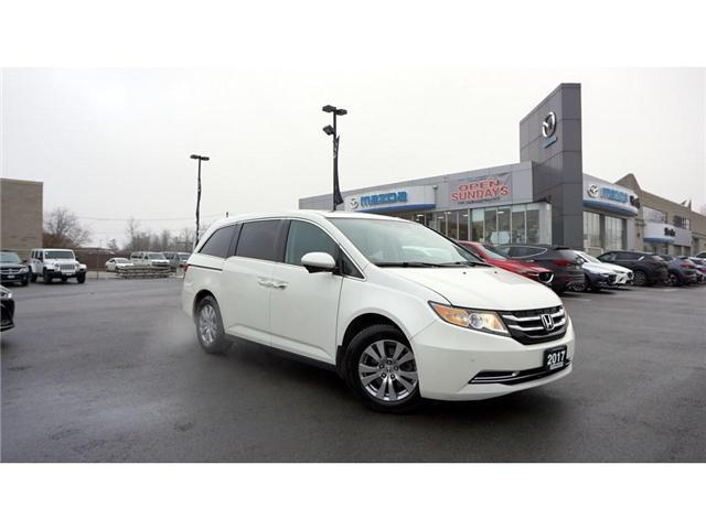 2017 Honda Odyssey EX-L (Stk: HN1751A) in Hamilton - Image 2 of 30