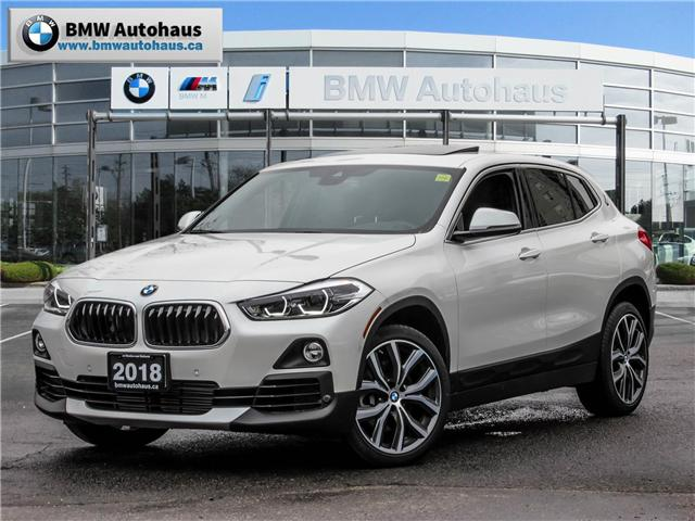 2018 BMW X2 xDrive28i (Stk: P8695) in Thornhill - Image 1 of 27