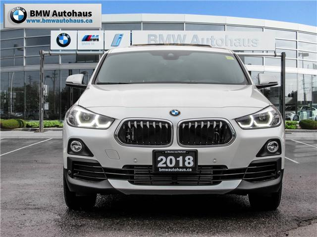 2018 BMW X2 xDrive28i (Stk: P8695) in Thornhill - Image 2 of 27