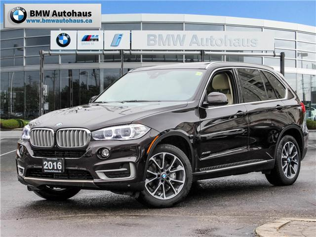 2016 BMW X5 xDrive35i (Stk: P8701) in Thornhill - Image 1 of 26