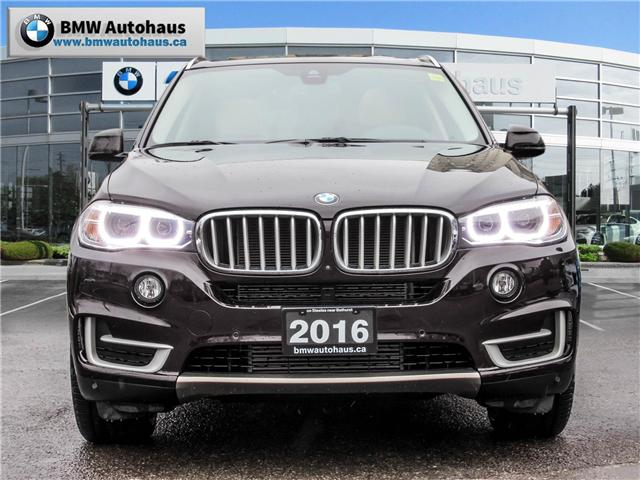 2016 BMW X5 xDrive35i (Stk: P8701) in Thornhill - Image 2 of 26