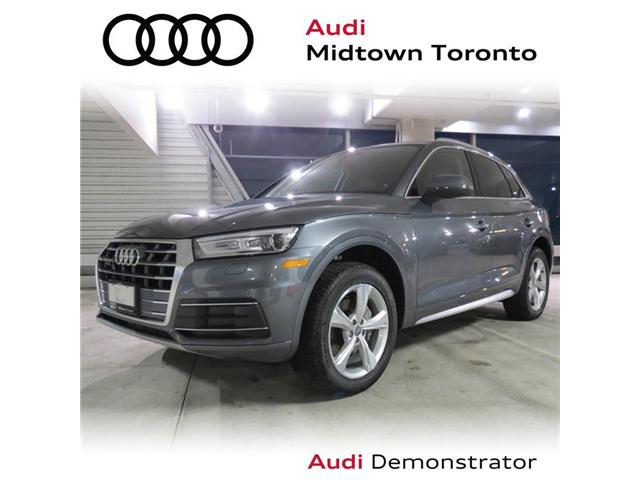 2018 Audi Q5 2.0T Progressiv (Stk: AU5717) in Toronto - Image 1 of 22