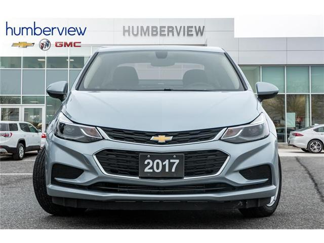 2017 Chevrolet Cruze LT Auto (Stk: C4378) in Toronto - Image 2 of 18