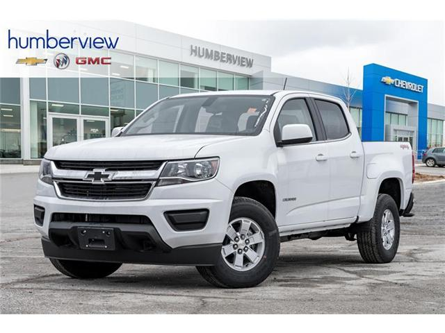 2019 Chevrolet Colorado WT (Stk: 19CL006) in Toronto - Image 1 of 19