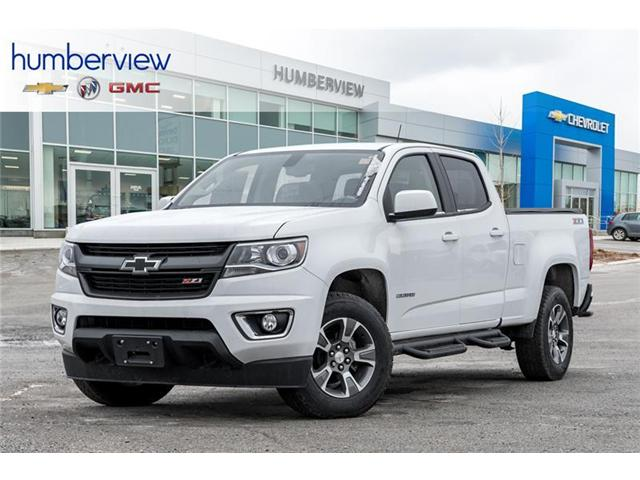 2019 Chevrolet Colorado Z71 (Stk: 19CL007) in Toronto - Image 1 of 21
