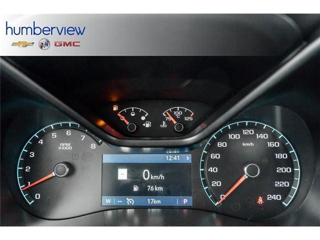2019 Chevrolet Colorado Z71 (Stk: 19CL007) in Toronto - Image 10 of 21
