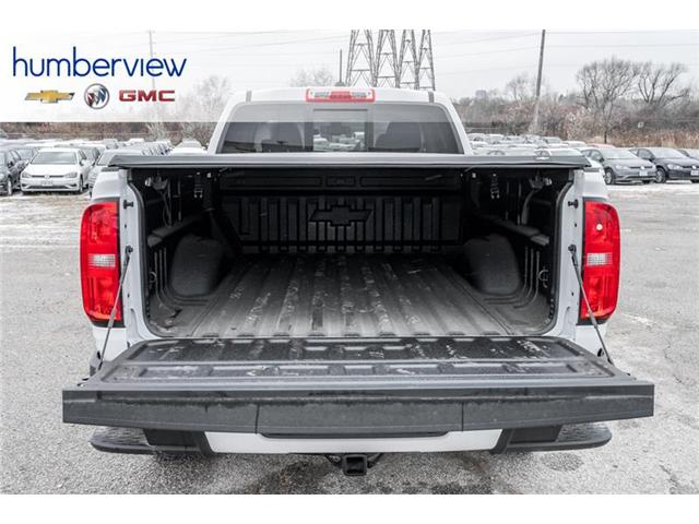 2019 Chevrolet Colorado Z71 (Stk: 19CL007) in Toronto - Image 20 of 21
