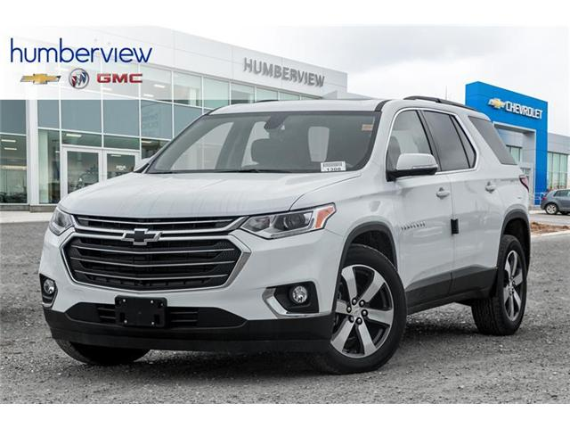 2019 Chevrolet Traverse 3LT (Stk: 19TZ028) in Toronto - Image 1 of 20