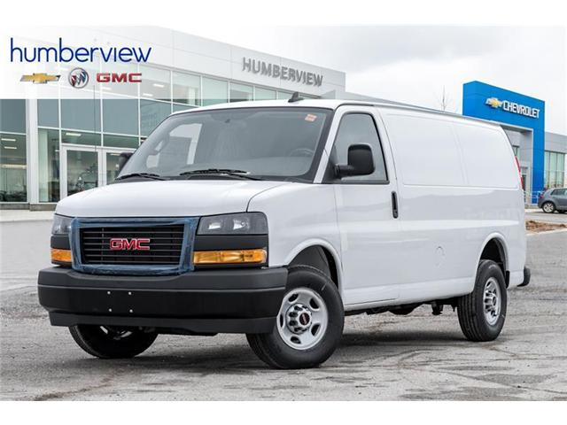 2018 GMC Savana 2500 Work Van (Stk: T8G227) in Toronto - Image 1 of 19