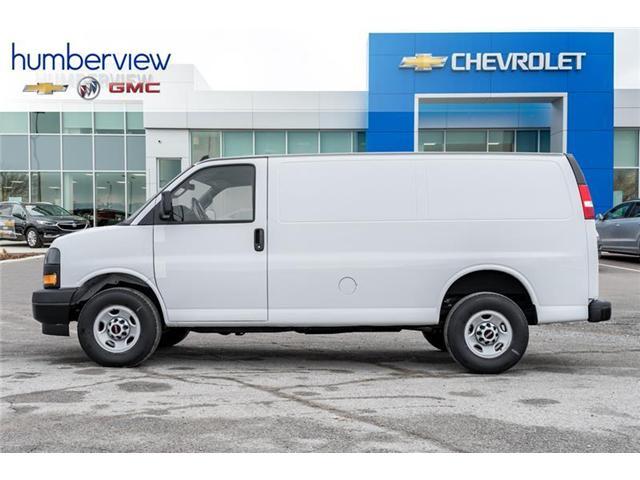 2018 GMC Savana 2500 Work Van (Stk: T8G227) in Toronto - Image 3 of 19