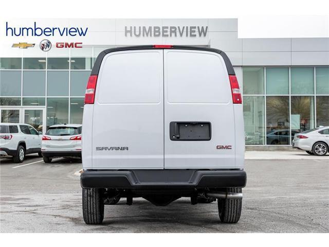 2018 GMC Savana 2500 Work Van (Stk: T8G227) in Toronto - Image 6 of 19