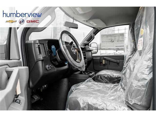 2018 GMC Savana 2500 Work Van (Stk: T8G227) in Toronto - Image 8 of 19