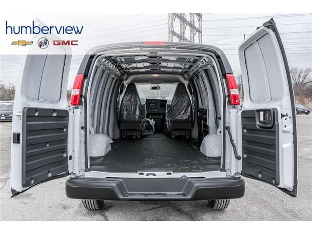 2018 GMC Savana 2500 Work Van (Stk: T8G227) in Toronto - Image 19 of 19