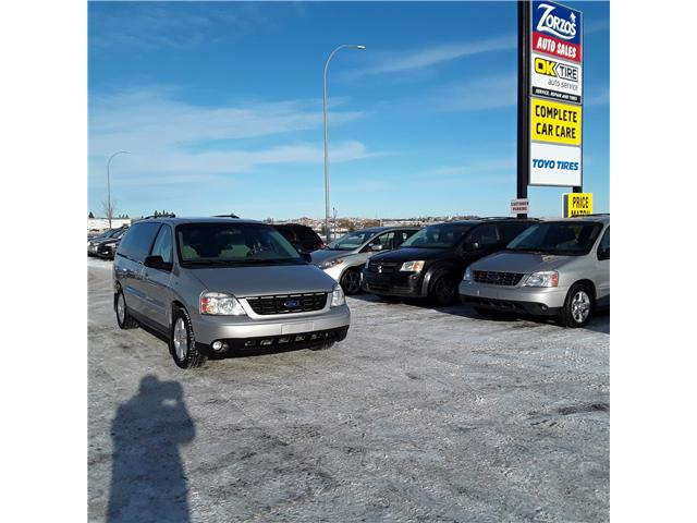 2005 Ford Freestar Sport (Stk: P370) in Brandon - Image 1 of 11